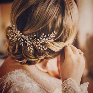 お嫁さん 髪飾り かんざし 花嫁 レディース ヘアアクセサリー  ウェディング 結婚式 髪留め ヘッドアクセ 結婚式 入学式 sanwafashion