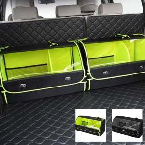 ■品名:トランク収納  ■素材1:ナイロン   綿混紡      ■カラー:全2色  ■サイズ:写真...