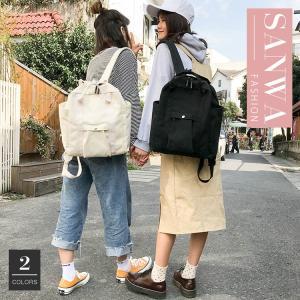 sanwa fashionのキーワード : リュック リュックサック レディース 人気 おしゃれ キ...