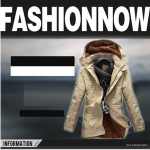 メンズ モッズコート ロングコート フード付き ミリタリージャケット 中綿コー ト 裏起毛 ジャケット 大きいサイズ あったか 防風 防寒着20代30代40代50代|sanwafashion