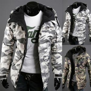 春秋 メンズジャケット 大きいサイズ 薄手 メンズコート ミリタリージャケット メンズ ブルゾン  ジャンパー 迷彩 裏起毛20代30代40代60代|sanwafashion