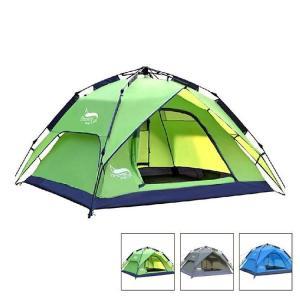 テント 簡易テント ポップアップテント キャンプテント  ビーチテント テント  3-4人用 防水 サンシェード アウトドア 日除け 日よけ sanwafashion