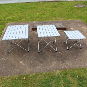 関連キーワード: アウトドアテーブル 軽量 アルミ コンパクトテーブル 折りたたみ テーブル 机 レ...