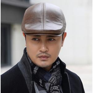 sanwa fashion関連キーワード: 本革 シンプルハンチング 帽子  カジュアル メンズ...