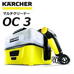 マルチクリーナー OC 3は、コンパクトで持ち運び可能な、バッテリータイプの洗浄機です。給水タンク一...
