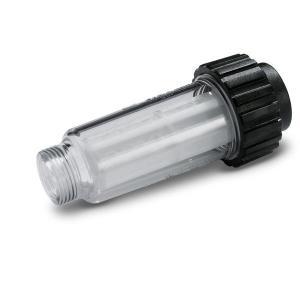 サクションホース(自吸用ホース)を使用する際、高圧洗浄機本体の給水口に取り付けて使用します。 ため水...