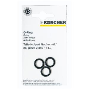 ケルヒャー 業務用高圧洗浄機用 アクセサリ Oリングセット スプレーランスノズル接続部  3個組 2.880-154.0