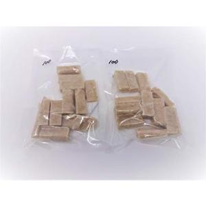 【わけあり・送料込み・メール便】玄米はしっこコロコロもち 100g×2 sanwanousan