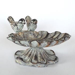 ソープディッシュ 小鳥 石鹸 ウォーターガーデニング ヨーロピアン 庭 ベランダ ソープホルダー