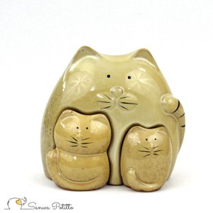 【サイズ(約)】 W15×D7.5×H14cm  【重さ(約)】 530g  【材質】 陶器  金運...
