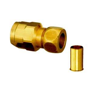 オンダ製作所 ダブルロックジョイント 銅管変換アダプター WJ35型 WJ35-1213-S|sanwayamashita