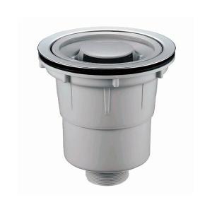 ★対象エリア限定送料無料★カクダイ カラー横形スワン水栓(ブロンズ) 7080FBP-13|sanwayamashita