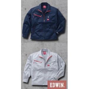 EDWIN・エドウイン32-82002オールシーズン長袖ブルゾン|sanyo-apparel