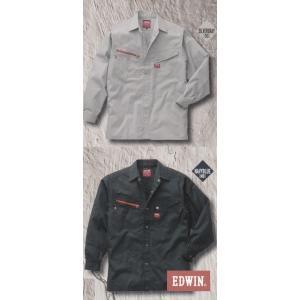 EDWIN・エドウイン35-85002オールシーズン長袖シャツ|sanyo-apparel
