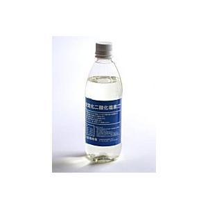 安定化二酸化塩素5% 500g 1本|sanyo-stre