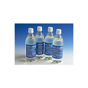 安定化二酸化塩素5% 500g 4本セット|sanyo-stre