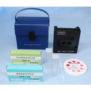 DPD残留塩素測定器 ポケットキットアクアテスターAC型|sanyo-stre