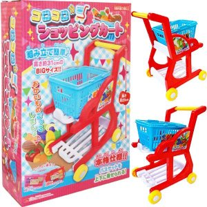コロコロショッピングカート (おままごと)|sanyodo-shop