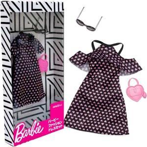 メール便可・バービー コンプリートルックス ハートドレス BARBIE COMPLETE LOOKS FASHION 14|sanyodo-shop