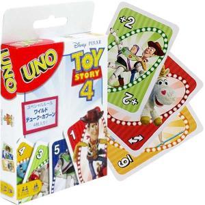 メール便可・トイ・ストーリー4 ウノ カードゲーム UNO