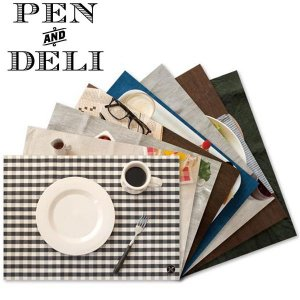 ペーパー PEN&DELI Foodie Paper 8種(40枚)|sanyodo-shop