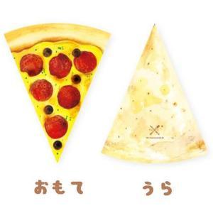 メール便可 メモパッド PEN&DELI ピザ ペパロニ(Pizza Pepperoni)|sanyodo-shop|02