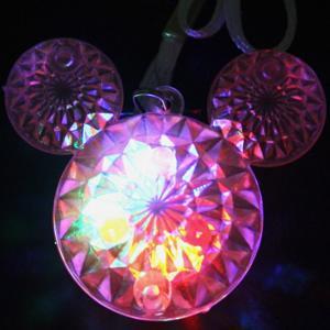 フラッシュダイヤマウスペンダント36個セット(光るおもちゃ) sanyodo-shop