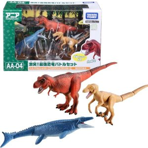 アニア AA-04 激突 最強恐竜バトルセット sanyodo-shop