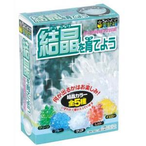 ちょこっと実験箱 結晶を育てよう sanyodo-shop