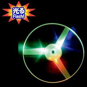 光るフライングツイスター12個セット(光るおもちゃ) sanyodo-shop