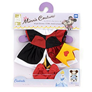 ミニークチュール お着替えドレス ハートの女王|sanyodo-shop