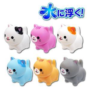 イベント縁日に大活躍!! かわいい猫ちゃんsが登場 人形を指で押すとピューと音が鳴るよ♪ ◆サイズ:...