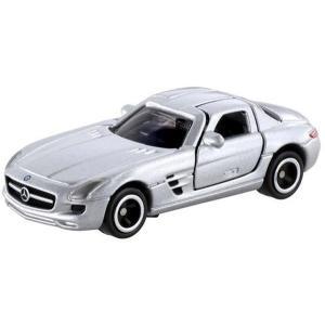 トミカミニカーNo.91メルセデスベンツSLS AMG(トミ...