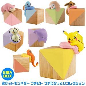ポケットモンスター フチピト フチにぴっとりコレクション 8個入りBOX (食玩)|sanyodo-shop