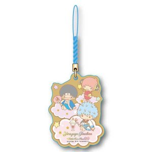 大人気漫画原作のTVアニメ「銀魂」とサンリオキャラクターズがコラボ♪とってもかわいい銀さんたちのスト...