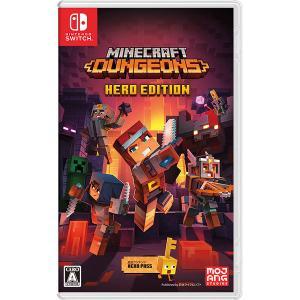メール便可 Switch Minecraft Dungeons Hero Edition(マインクラフト ダンジョンズ ヒーローエディション)|sanyodo-shop
