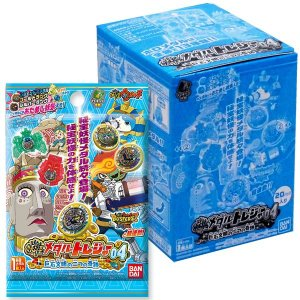 妖怪ウォッチ 妖怪メダルトレジャー04 巨石文明の二つの奇跡(BOX) |sanyodo-shop