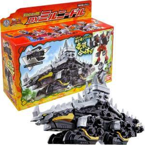 【リュウソウジャー 合体ロボット】騎士竜シリーズにリュウソウブラックの相棒「DXミルニードル」が登場...