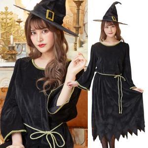 ブラックナイトウィッチ Ladies(ハロウィン)コスチューム|sanyodo-shop