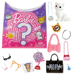 バービーファッション サプライズパック ねこシリーズ(Barbie)|sanyodo-shop