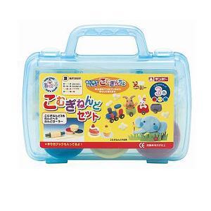 むぎんちょ こむぎねんどセット(粘土セット)知育玩具|sanyodo-shop
