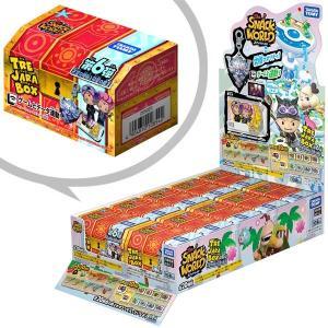 スナックワールド トレジャラボックス 第6弾 BOX(10個入)|sanyodo-shop