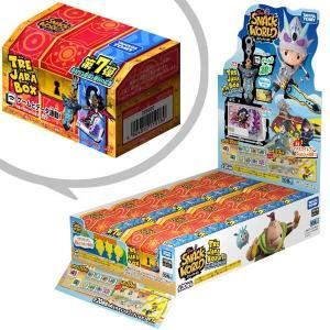 スナックワールド トレジャラボックス 第7弾 BOX(10個入)|sanyodo-shop