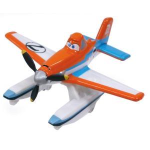 プレーンズトミカP-15ダスティ(水上飛行機タイプ)ディズニ...