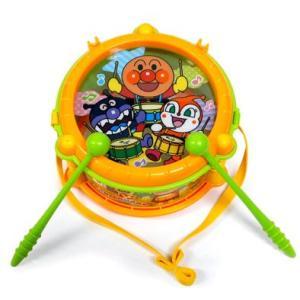 アンパンマンうちの子天才ドラム(知育玩具 音楽 楽器)|sanyodo-shop