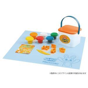 ねんDo はじめてのねんどセット おかたづけボックスつき(知育玩具)|sanyodo-shop|02