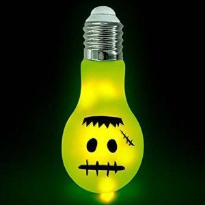 LEDハロウィンバルブライト(フランケン) halloween|sanyodo-shop