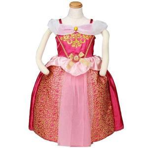 ディズニーの「眠れる森の美女」のオーロラのドレスです!女の子のあこがれ♪ディズニープリンセスに変身で...