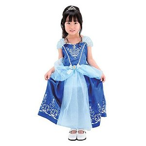 ディズニーの「シンデレラ」のドレスです!女の子のあこがれ♪ディズニープリンセスに変身できちゃいます♪...