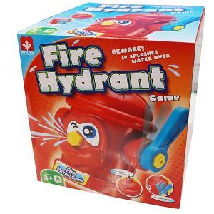 PLM-011 消火栓ゲーム Fire Hydrant Game(対戦ゲーム2〜4人用)|sanyodo-shop